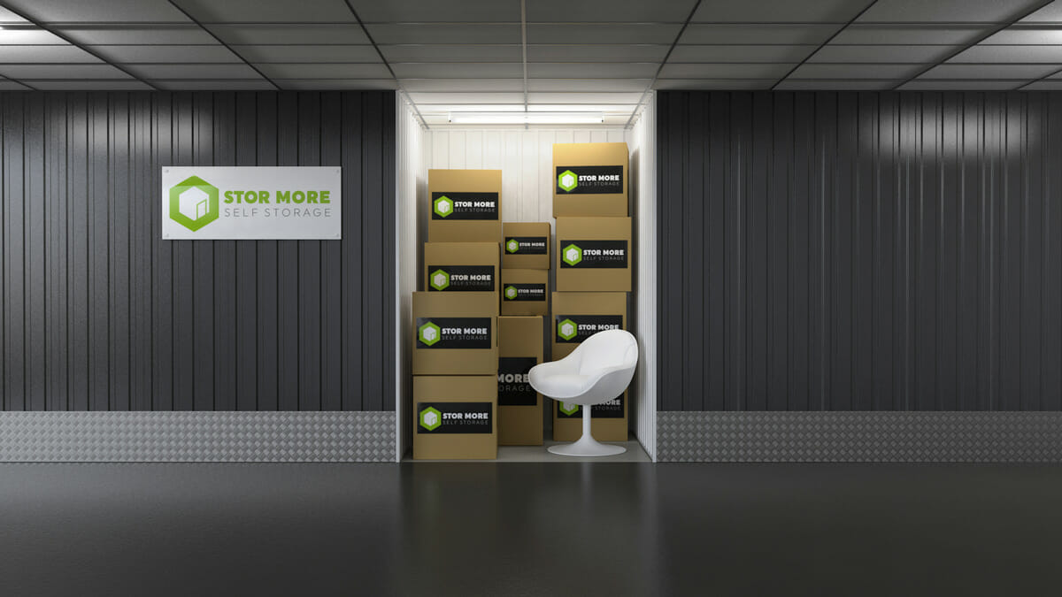 Store More Self Storage - Full 25sq ft units in hull