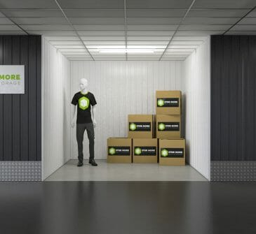 Store More Self Storage - Our 50sq ft units in hull