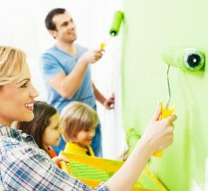 Top tips for sprucing up your home this Easter weekend