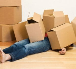 What to do if you're house is fit to burst.